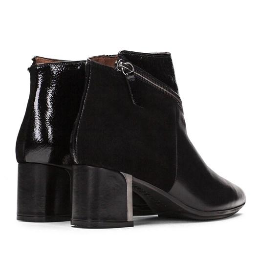 Hispanitas Contrast Zip Boot