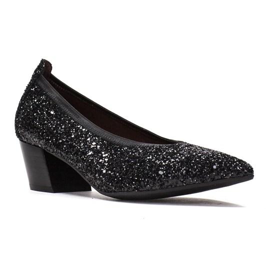 Hispanitas Glitter Court Shoe