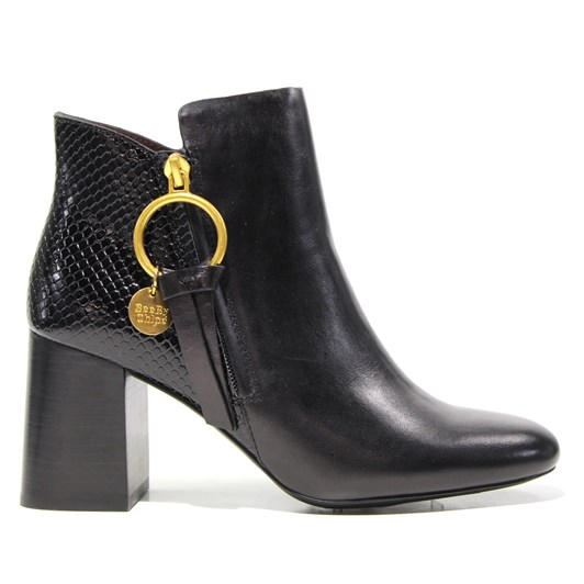 See By Chloe Ring Zip Ankle Boots