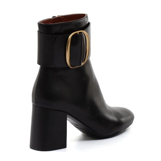 See By Chloe Buckle Ankle Boots