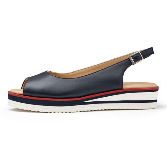 Ara Peep Toe Sandal