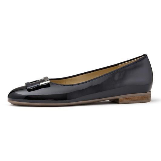 Ara Buckle Detail Loafer