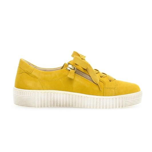 Gabor Suede Zip Sneaker
