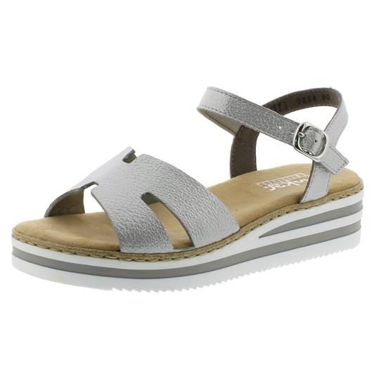 Rieker  Stripe Sandal