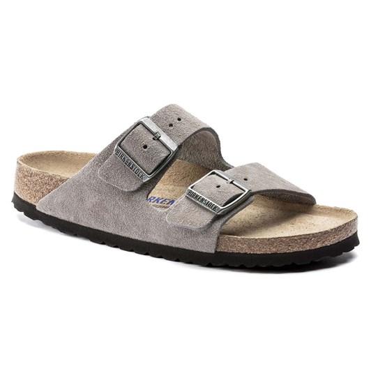 Birkenstock Arizona Soft Footbed Suede Leather