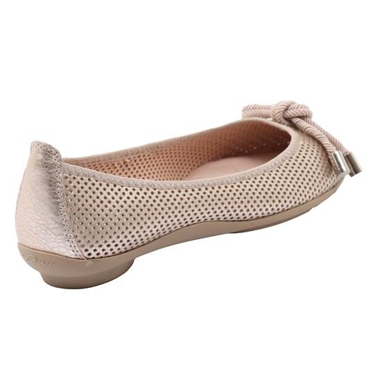 Hispanitas Knot Tie Ballet Flat