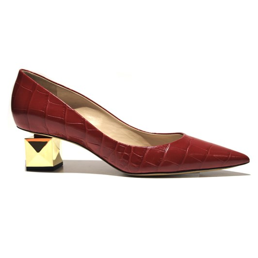 Mulberry Keeley Heel Pointy Pump