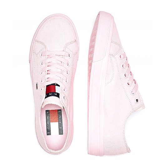 Tommy Hilfiger Cotton Low-Top Sneakers