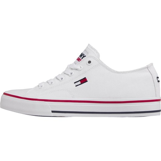 Tommy Hilfiger Vulcanised Low-Top Trainers