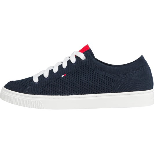 Tommy Hilfiger Lightweight Woven Low-Top Trainers