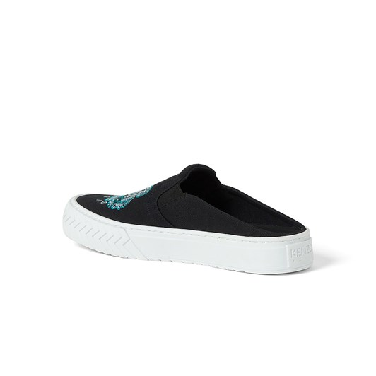 KENZO K-Skate Tiger Canvas Slip-On Trainers