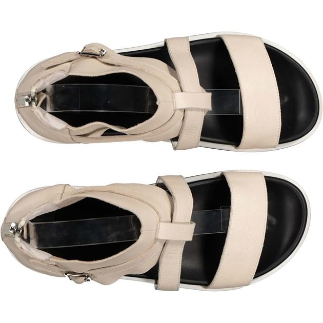 Minx Hail Sandal - ivory