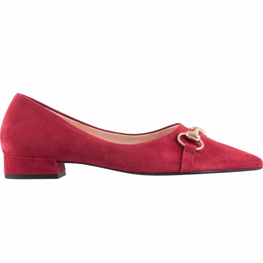 Hogl Elodie Flat Court Shoe