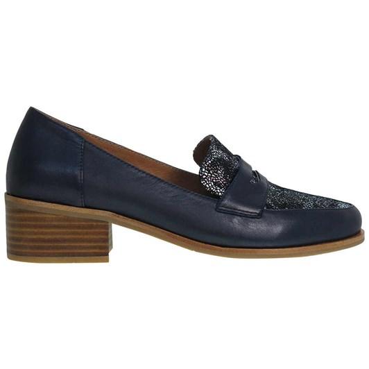 Bresley Darcy Block Heel Loafer