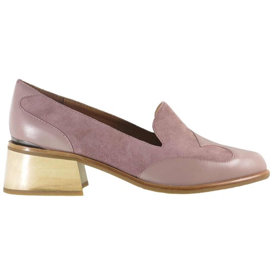 Bresley Aston Block Heel Loafer