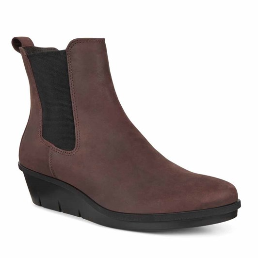 Ecco Skyler Chocolate Oil Nubuck