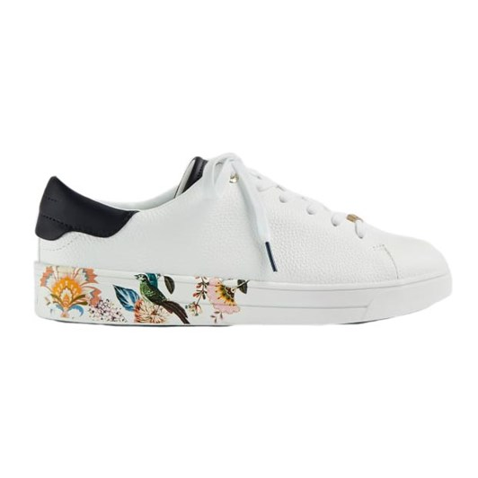 Ted Baker Azelea Decadence Printed Cupsole Trainer