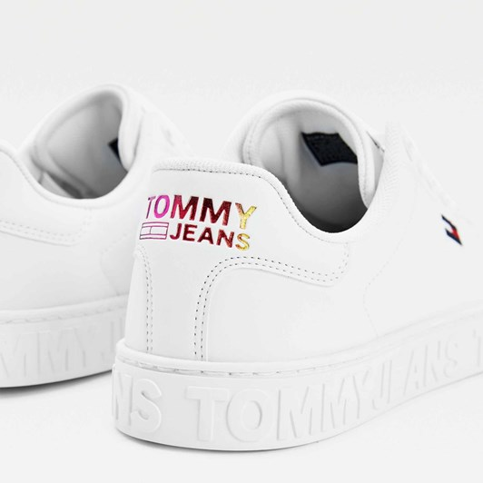Tommy Jeans Cool Tj Sneaker  White
