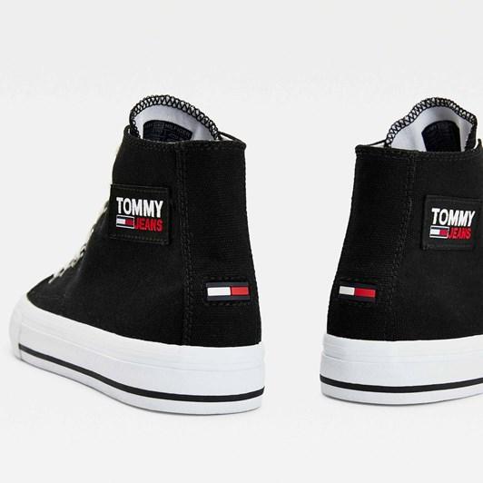 Tommy Jeans Tj Midcut Vulc  Red White Blue