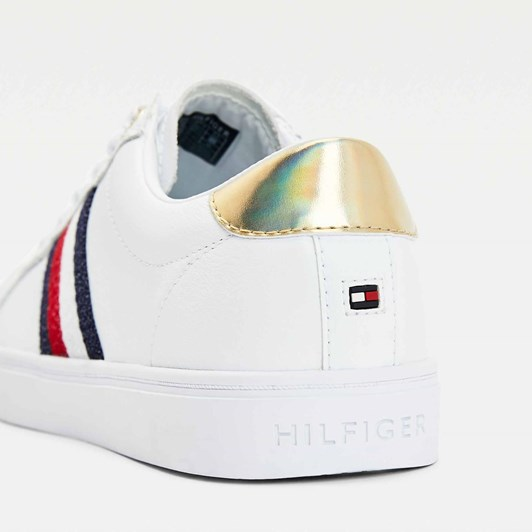 Tommy Jeans Th Corp Cups Snea  White