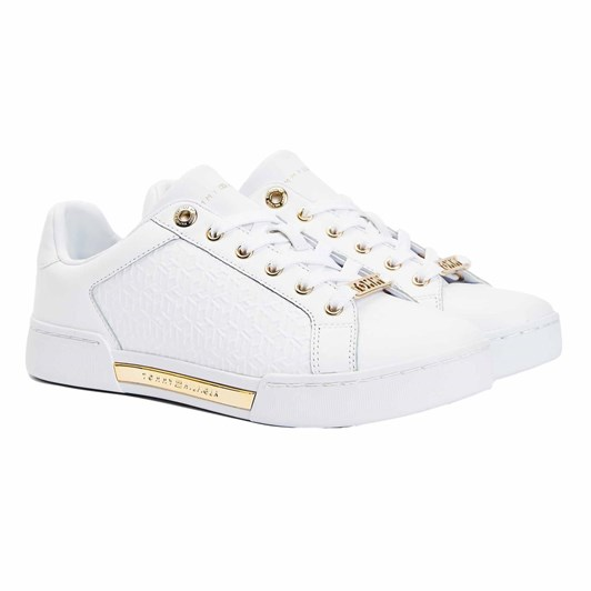Tommy Jeans Mono Elevated Snk  White