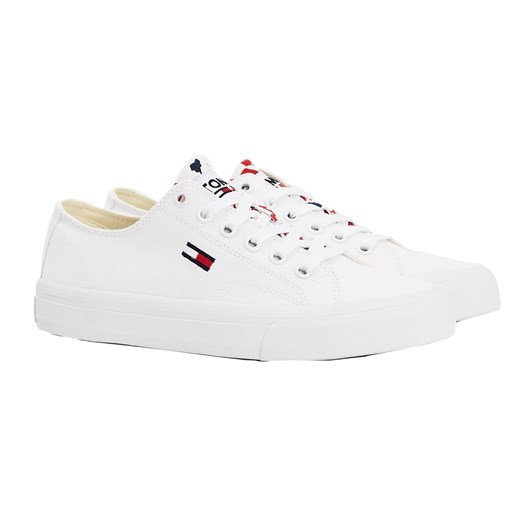 Tommy Jeans Camo Tongue Low-Top Trainers