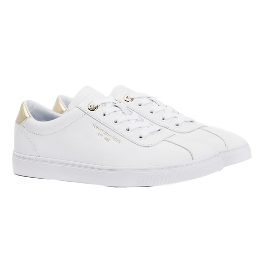 Tommy Jeans Leather Cupsole Trainers