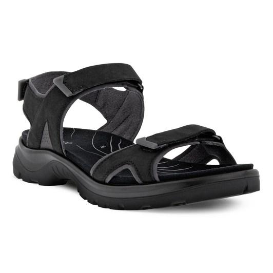 Ecco Offroad W Black Yabuk Leather