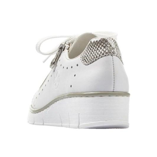 Rieker Zip Up Sneaker