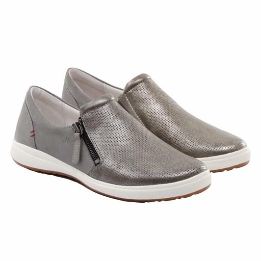 Josef Siebel Zip Side Loafer