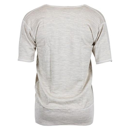 Weft D23 Short Sleeve V Neck