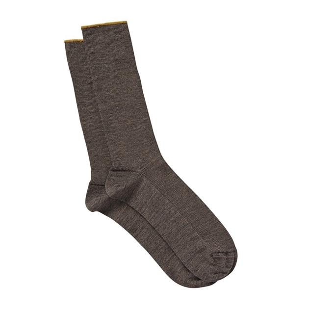 Jockey Flexiwool Gold Top Socks - i77 loam