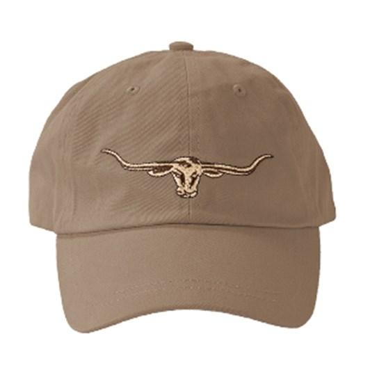 R.M. Williams Longhorn Logo Cap