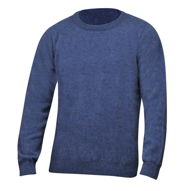 Noble Wilde Merino Possum Cambridge Crew Neck -