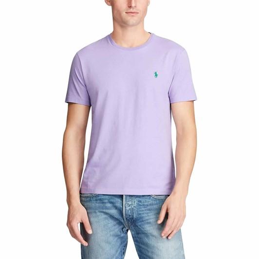 Polo Ralph Lauren Sscncmslm2-Short Sleeve-T-Shirt 26/1 Jersey