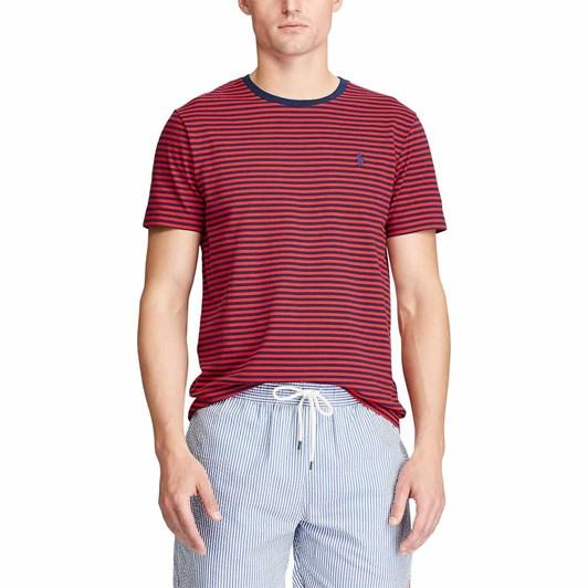 Polo Ralph Lauren Sscncmslm7-Short Sleeve-T-Shirt 26/1 Jersey