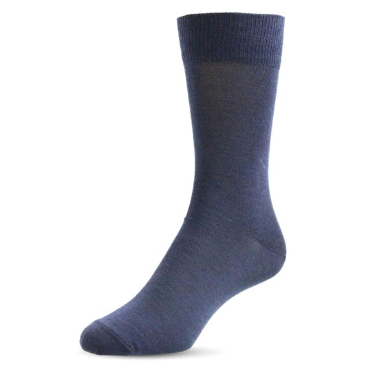 NZ Sock Co Plain Dress Socks
