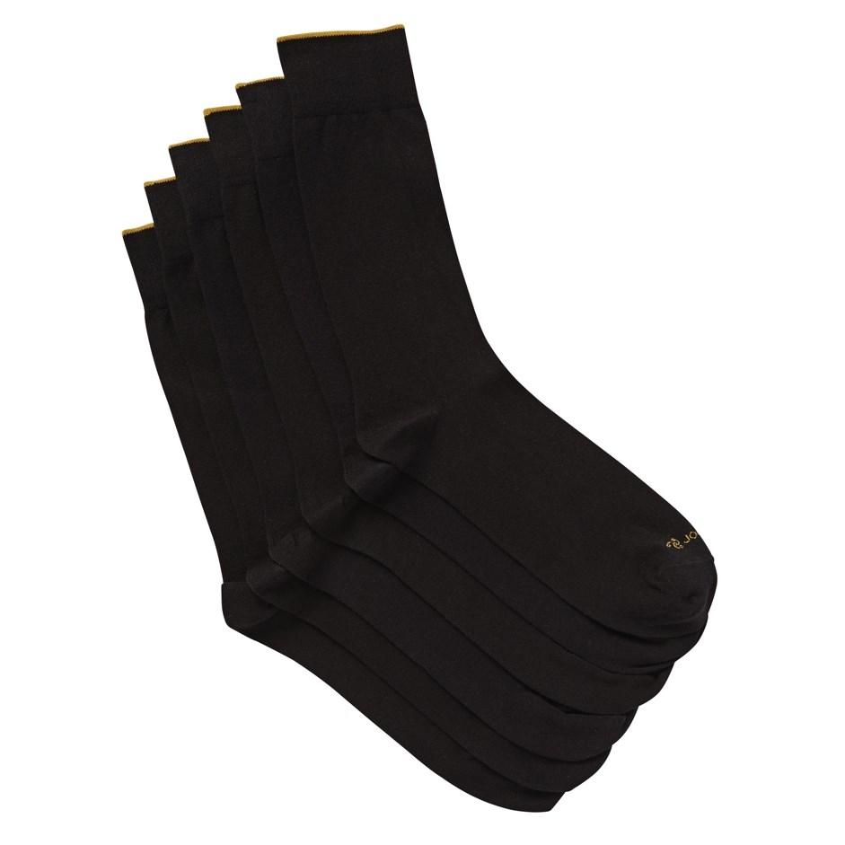 Jockey 3 Pack Gold Top Cotton Crew Socks -