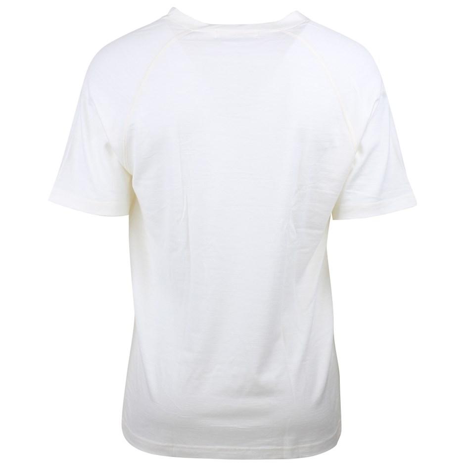 Supreme Mens V Neck Short Sleeve Vest - white