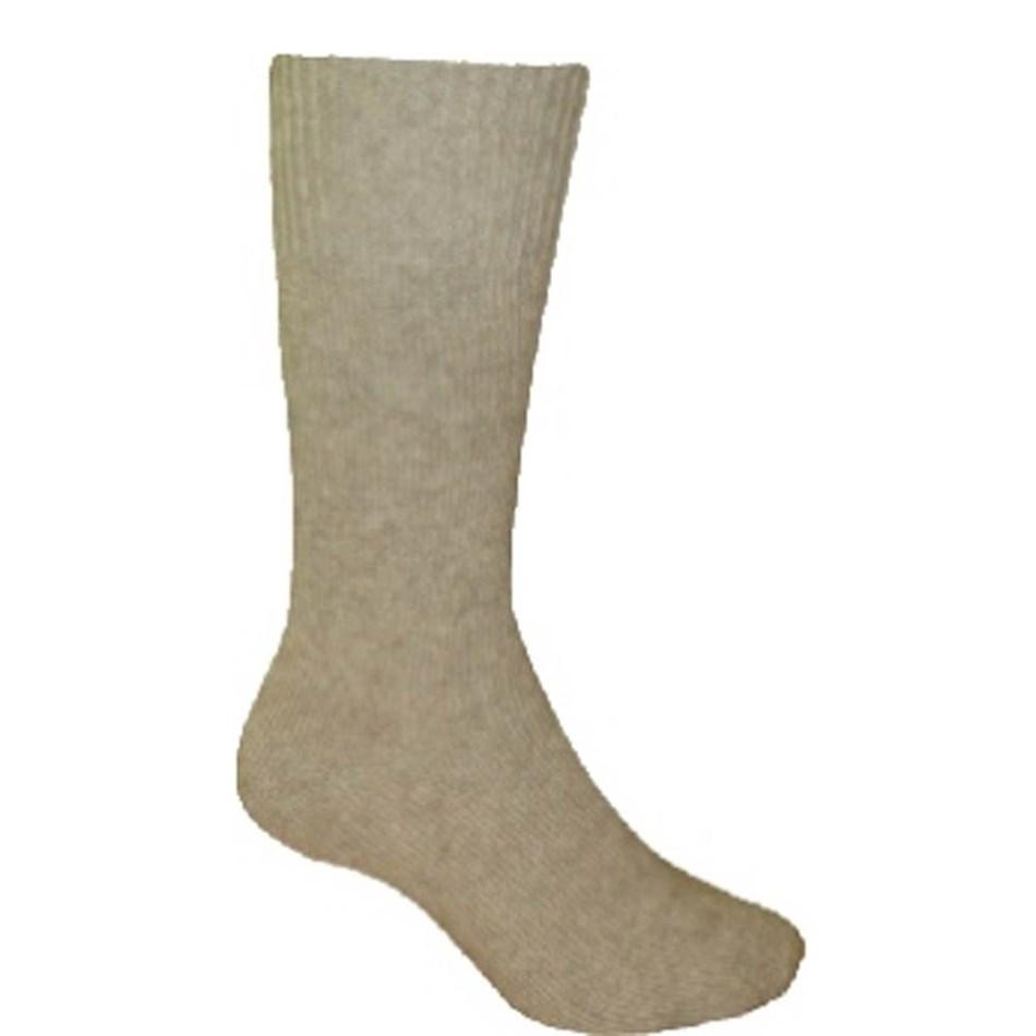 NZ Sock Co Possum Angora Plain Socks -