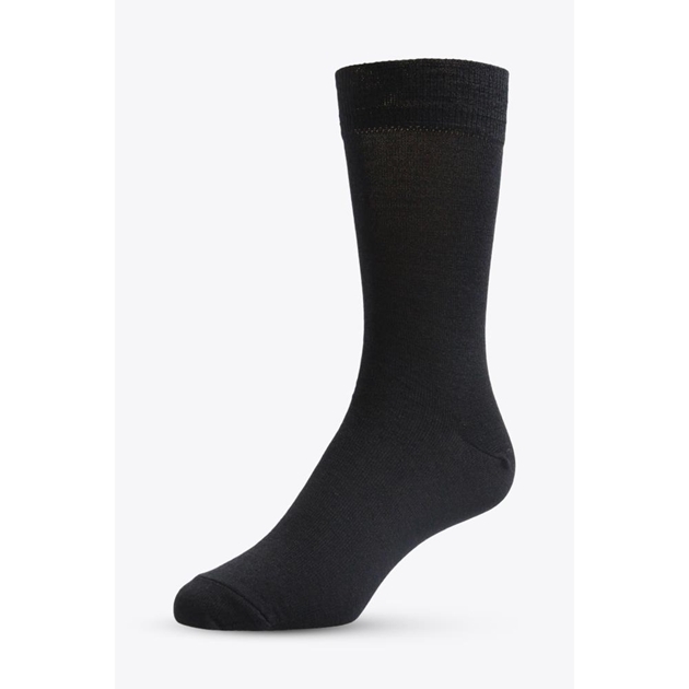 NZ Sock Co Bamboo Socks 2 Pack - black