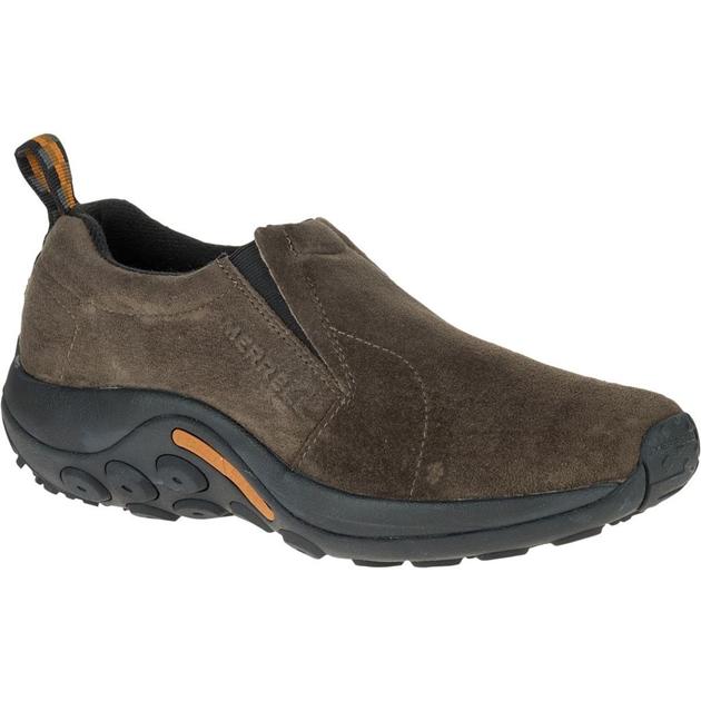 Merrell Jungle Moc Shoes - gunsmoke