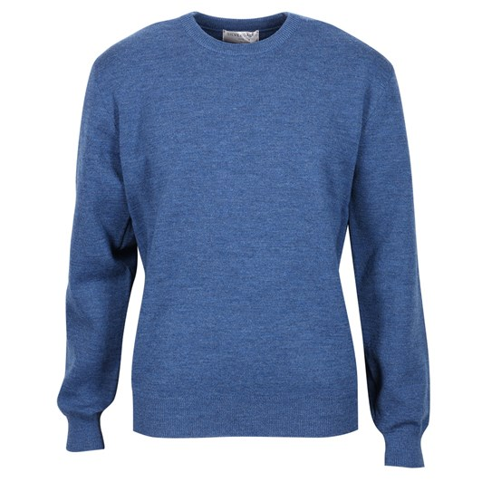 Silverdale Crew Neck Mid Weight Jersey