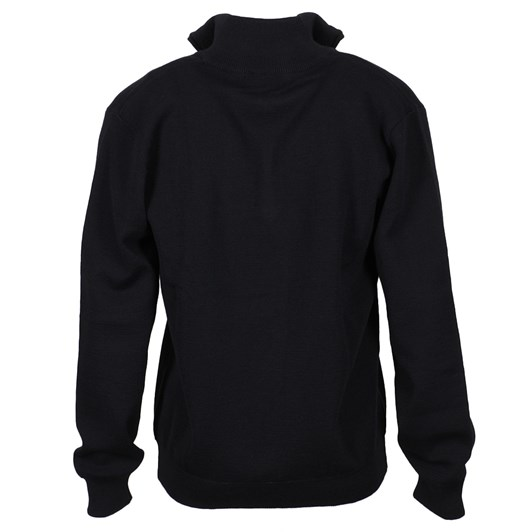 Silverdale Zip Neck Merino Pullover