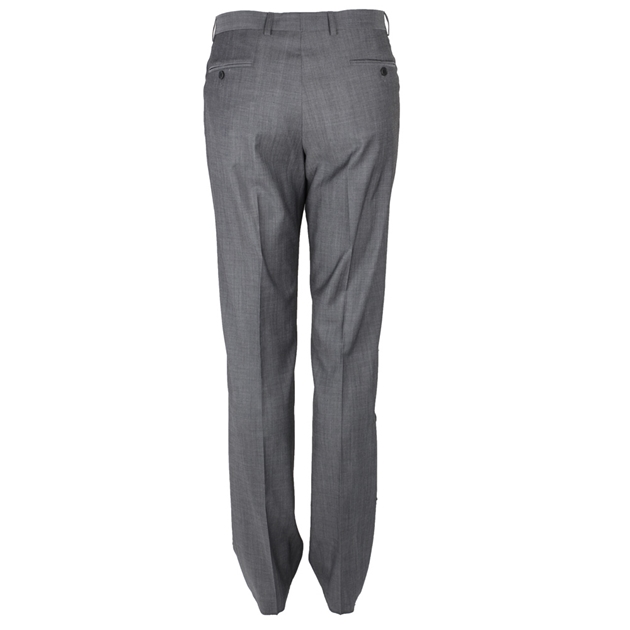 Ted Baker Soverign Wool Formal Trousers - 05 - grey