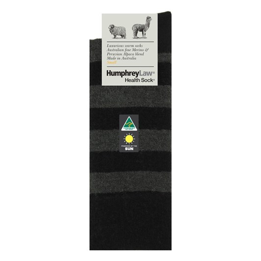 Humphrey Law Alpaca Wool Health Sock
