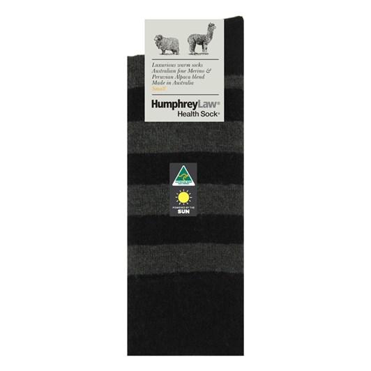 Humphrey Law Alpaca Wool Health Sock