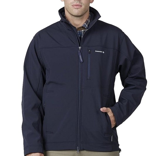 Swanndri Redwood Soft Shell Jacket