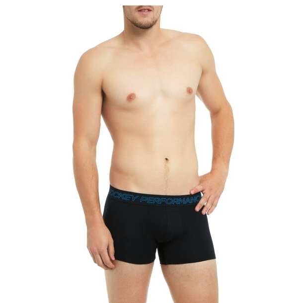 Jockey Active Cool Trunk - black