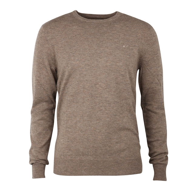 R.M. Williams Howe Sweater - wkn6 taupe